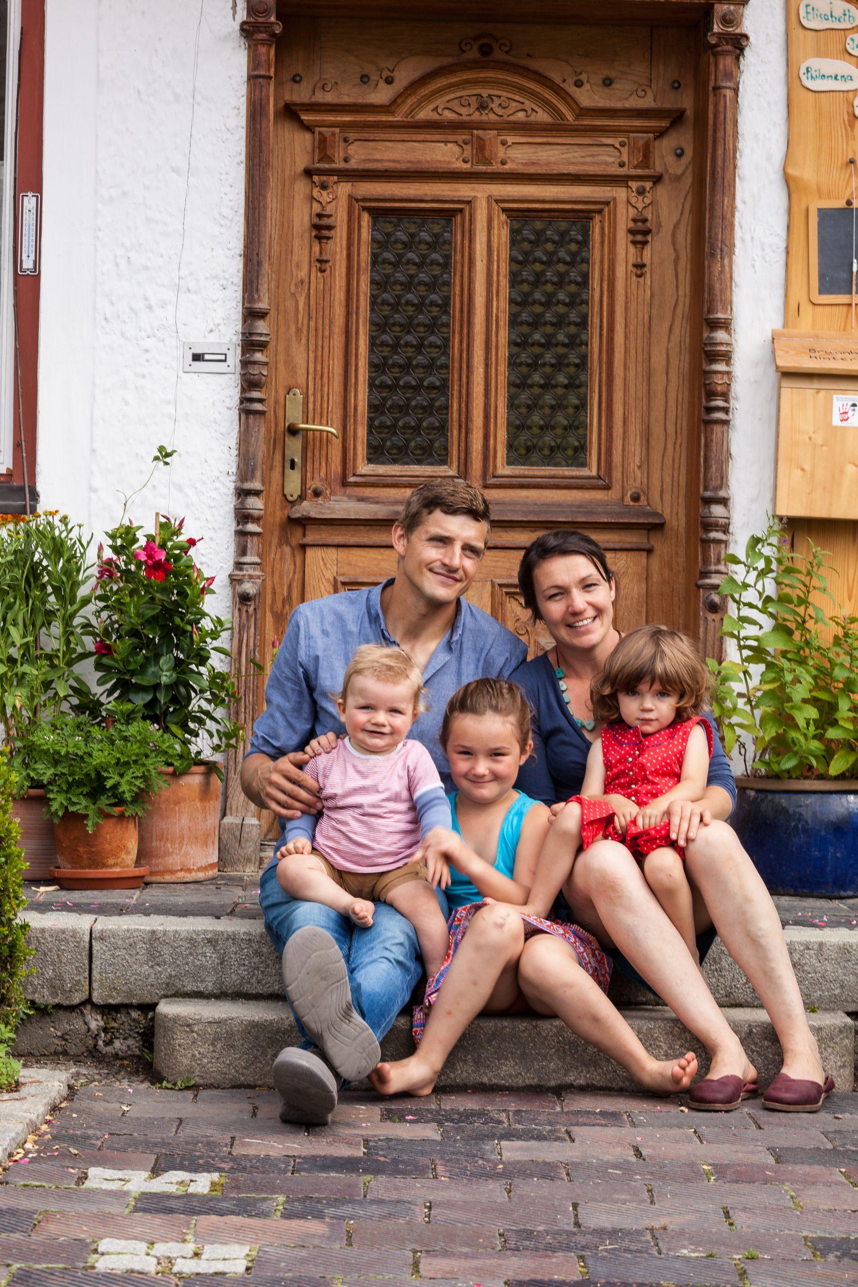 Familie Brunnhofer