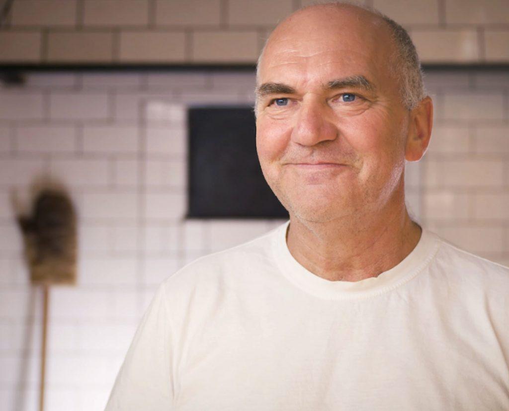 Bäckerei-Gründer Ludwig Neulinger