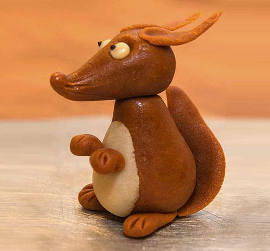 Marzipan-Tierchen von Bäckerei Neulinger