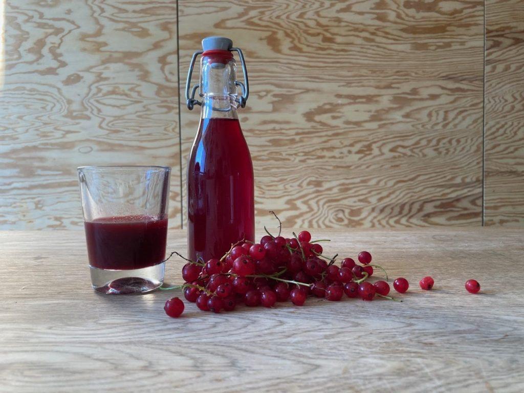 Rezept Johannisbeersirup
